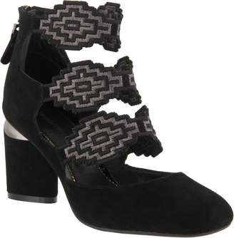 Spring Step Azura by Leather Ankle Booties - Lushus