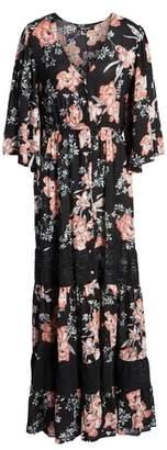 281115f99176 ... Rip Curl Nalu Lace Inset Maxi Dress