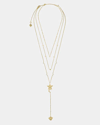 Wanderlust + Co Stella Layered Necklace