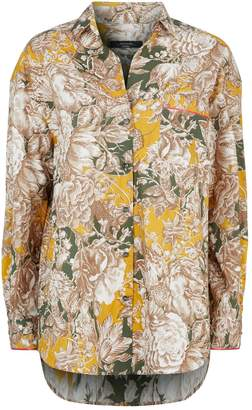 Max Mara Floral Shirt