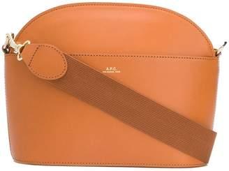 A.P.C. zipped shoulder bag