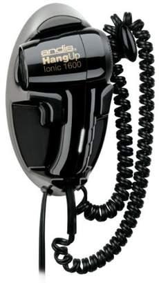 Andis 1600-Watt Quiet Wall Mounted HangUp Hair Dryer
