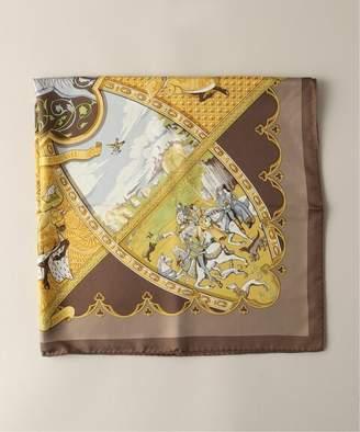 "Hermes (エルメス) - WORLDLY-WISE 【VINTAGE HERMES / エルメス】 ""La Vie a Cheval"" Silk Scarf 90 / カレ・スカーフ"