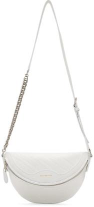 Balenciaga White XXS Souvenirs Belt Bag