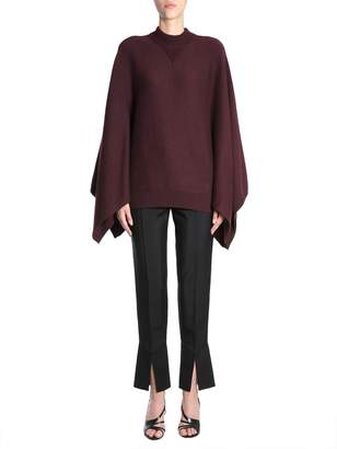 Givenchy Round Collar Cape