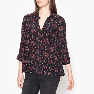 Stella Forest Printed A-Line Shirt