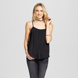 Merona Women's Shirred Cami $8 thestylecure.com