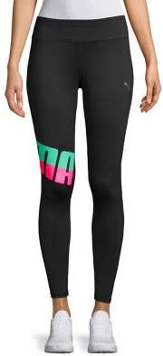 Puma All Me Logo Tights