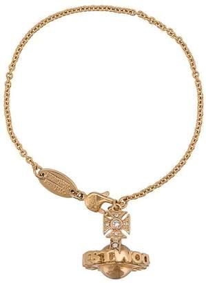 Vivienne Westwood Paisley Orb bracelet
