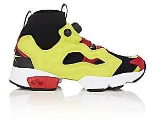 Reebok Men's InstaPump Fury OG Ultraknit Sneakers-Green