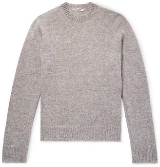 Our Legacy Mélange Knitted Sweater