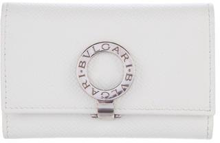 Bvlgari Bvlgari Leather Key Holder