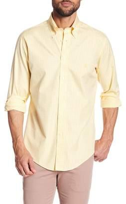 Brooks Brothers Regent Gingham Regular Fit Shirt