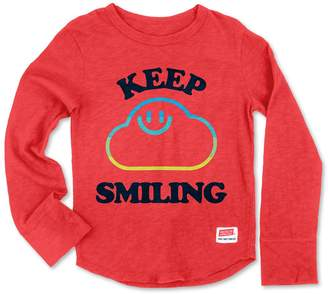 PREFRESH - Baby Girl's Keep Smiling T-Shirt