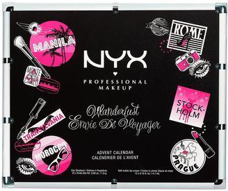 NYX Advent Calendar: Mini SMLC And Shadow