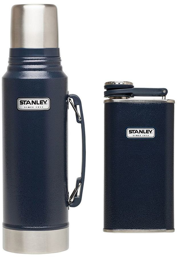 Stanley 1.1-Quart Vacuum Insulated Bottle & Flask Gift Set