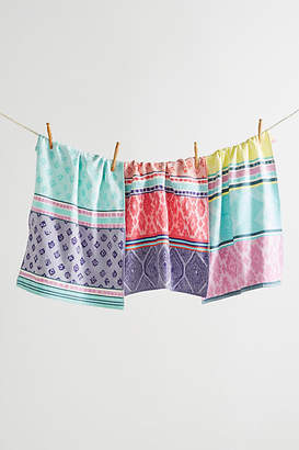 Anthropologie Bodrum Dish Towels, Set of 3