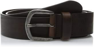 Tommy Bahama Men's Bridle Cut Denim Belt