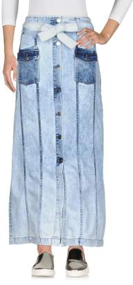 Each X Other Denim skirts