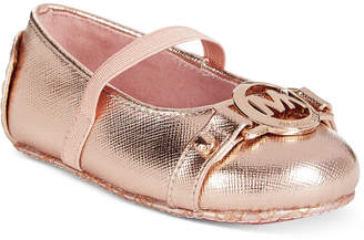 Michael Kors Rosegold Shoes, Baby Girls