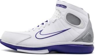 Nike Huarache 2K4 - White/Metallic Silver
