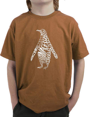 Original Penguin LOS ANGELES POP ART Los Angeles Pop Art Graphic Boys T-Shirt