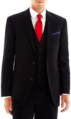 BILLY LONDON Billy London UK Black Stretch Suit Jacket Slim Fit