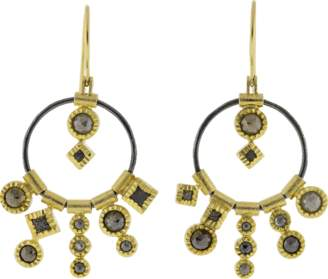 Todd Reed Natural Diamond Earrings