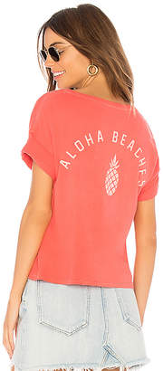 Amuse Society Aloha Beaches Tee