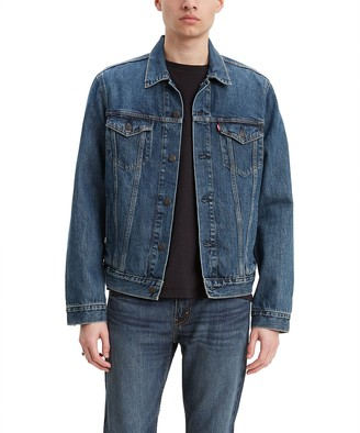 Levi's Levis Men's Denim Trucker Jacket