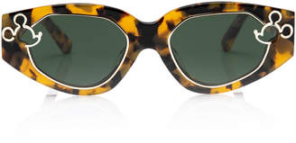 c45d1762784 Karen Walker X Disney Cast of Two Square Sunglasses