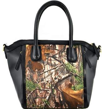 "Realtree ""Real Tree"" Camouflage Print Concealed Gun Carry Hobo Bag-RT1C514001"