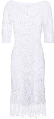 Melissa Odabash Melissa knitted cotton dress