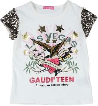 Gaudi' GAUDÌ T-shirts - Item 12013756OH