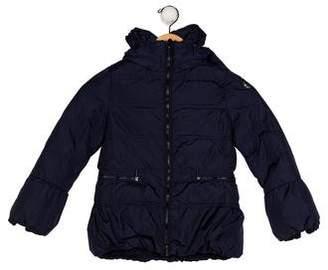 Ermanno Scervino Boys' Hooded Puffer Coat