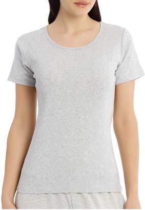 S.O.H.O New York S19 Basics PJ's Short Sleeve Pyjama Tee SSOS19000