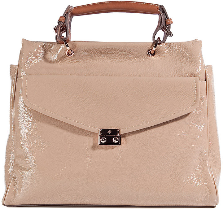 Mulberry Nude Neely Bag Spongy Patent