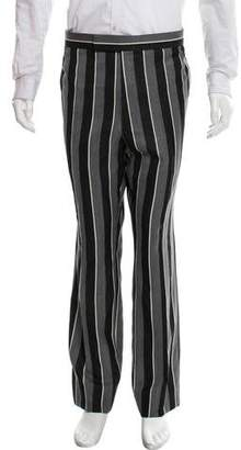 Thom Browne 2017 Striped Wool Pants