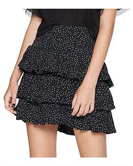 Backstage Ruffle Me Up Skirt