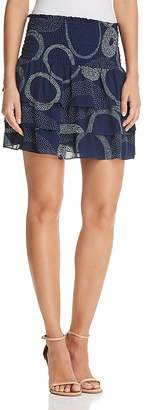 Ramy Brook Annabelle Printed Skirt