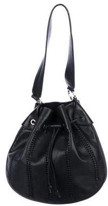 Tod's Braided Leather Hobo