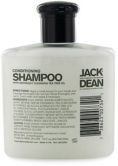 Denman Jack Dean Conditioning Shampoo