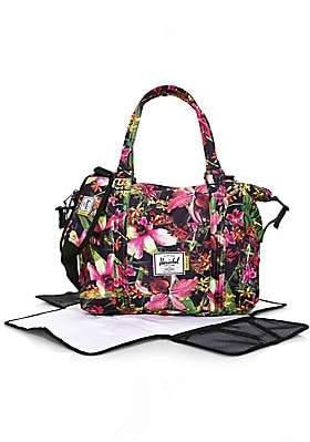 Herschel Women's Strand Srout Floral Print Diaper Bag