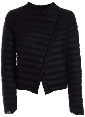 Colmar Asymmetric Black Down Jacket