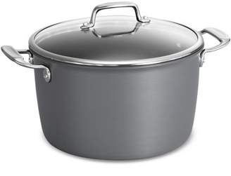 Tramontina 8-Quart Gourmet Hard Anodized Nonstick Covered Stock Pot