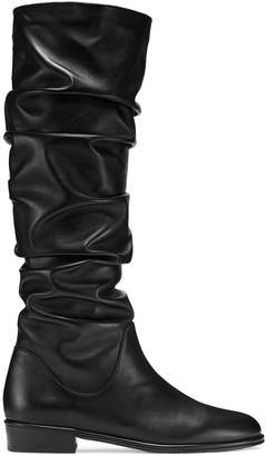 Stuart Weitzman The Flatscrunchy Boots