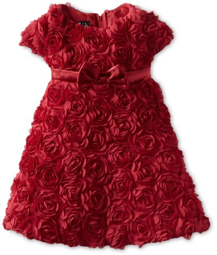 Biscotti Baby-girls Infant Standing Ovation Short Sleeve Dress