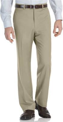 Calvin Klein Modern-Fit Microfiber Dress Pants
