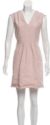 Miu Miu Sleeveless Mini Dress