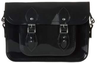 Melissa New Womens Black Cambridge Satchel Co. Pu Handbags